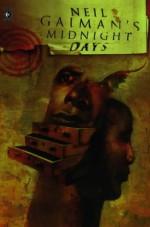 Midnight Days - Mike Mignola, Dave McKean, Matt Wagner, Stephen R. Bissette, John Totleben, Teddy Kristiansen, Neil Gaiman