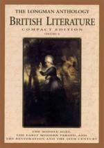 The Longman Anthology Of British Literature - David Damrosch, Christopher Baswell, Clare Carroll