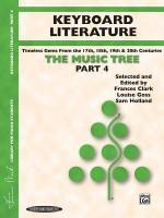 Keyboard Literature (Music Tree (Warner Brothers)) - Frances Clark, Louise Goss, Sam Holland