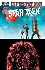 Star Trek: Infestation #2 - Scott Tipton, David Tipton, Casey Maloney
