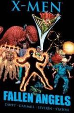 X-Men: Fallen Angels - Mary Jo Duffy, Kerry Gammill, Marie Severin, Joe Staton