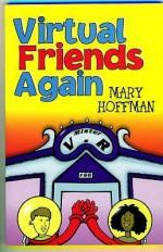 Virtual Friends Again - Mary Hoffman
