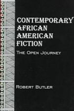 Contemporary African American Fiction: The Open Journey - Robert Butler