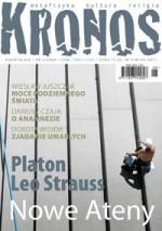 Kronos 2 (6)/2008 - Redakcja pisma Kronos