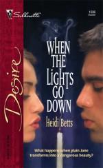 When the Lights Go Down - Heidi Betts
