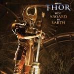 Thor: From Asgard to Earth - Elizabeth Rudnick