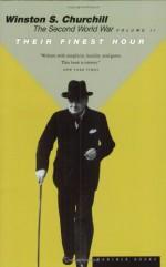 Their Finest Hour - Winston Churchill
