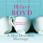 A Most Desirable Marriage - Hilary Boyd, Jenny Funnell