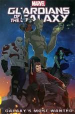 Marvel Universe Guardians of the Galaxy: Galaxy's Most Wanted - Mairghread Scott, Paul Allor, Joe Caramanga, Adam Archer, Charlie Kirchoff