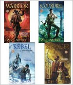 The Blades of the Rose Bundle: Warrior, Scoundrel, Rebel, & Stranger - Zoe Archer