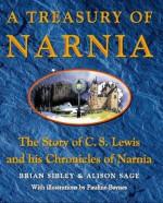 A Treasury of Narnia - Brian Sibley, Alison Sage