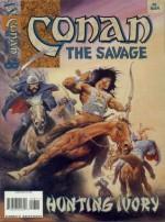 Conan the Savage, Vol.1 (Conan the Savage #8) - Mike Baron, Val Mayerik, Vickie Williams, Neil Hansen, Dave Sharpe