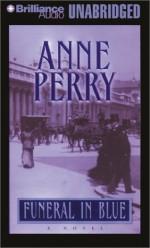 Funeral in Blue - Anne Perry, David Colacci