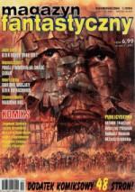 Magazyn Fantastyczny 01 (1/2004) - Jacek Sobota, Wojciech Szyda, Robert Zaręba, Sławomir Skomra, Redakcja pisma Magazyn Fantastyczny