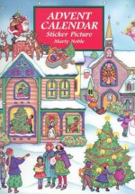 Advent Calendar Sticker Picture - Marty Noble
