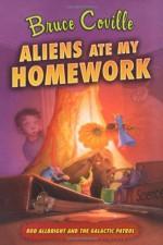 Aliens Ate My Homework - Bruce Coville, William Dufris