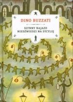 Słynny najazd niedźwiedzi na Sycylię - Dino Buzzati, Magdalena Mikołajewska, Jarosław Mikołajewski