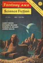 The Magazine of Fantasy and Science Fiction, June 1971 - Edward L. Ferman, Larry Niven, Richard Wilson, Samuel R. Delany, James Sallis, Isaac Asimov