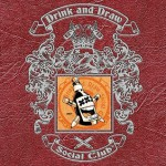 Drink and Draw Social Club, Vol. 2 Limited Edition - Various, Dave Johnson, Dan Panosian, Jeff Johnson, Brad Vancata