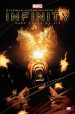Infinity #3 - Jonathan Hickman, Jerome Opeña, Dustin Weaver