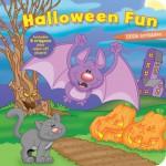 Little Scribbles: Halloween Fun - Emma Less, Steve Harpster