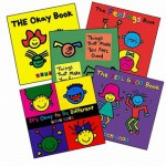 Todd Parr's Feelings Bundle: Including: The Okay Book, It's Okay to be Different, The Feelings Book, The Feel Good Book, Things That Make You Feel Good - Todd Parr, Joshua Ferris