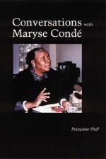 Conversations with Maryse Condé - Françoise Pfaff, Maryse Condé