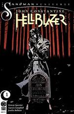Hellblazer (2019) #1 - John Paul Leon, Simon Spurrier