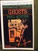 Ghosts - Paul Auster