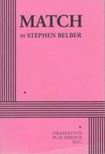 Match - Stephen Belber