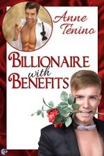 Billionaire with Benefits (Romancelandia Book 2) - Anne Tenino