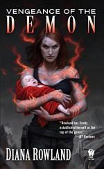 Vengeance of the Demon: Demon Novels, Book Seven (Kara Gillian) - Diana Rowland