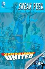 DC Sneak Peek: Justice League United (2015) #1 - Jeff Parker, Travel Foreman