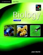 Science Foundations: Biology Class Book - Jean Martin, Bryan Milner
