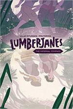 Lumberjanes Original Graphic Novel: The Infernal Compass - Grace Ellis, Shannon Watters, Noelle Stevenson, Brooklyn Allen, Lilah Sturges, polterink