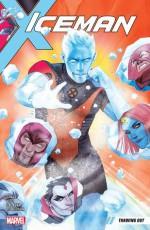 Iceman Vol. 1: Thawing Out - Sina Grace, Alessandro Vitti