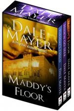 Psychic Visions set - books 1,2 and 3 paranormal romantic suspense books - Dale Mayer, Pat Thomas