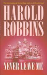 Never Leave Me - Harold Robbins
