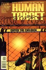 Crossing the Border (Human Target, #12-13) - Peter Milligan, Javier Pulido