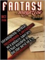 Fantasy Magazine (October) - Charles Kingsley, Erzebet YellowBoy, Deb Taber, Nicola KornherStace, Jacqueline A Gross