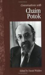 Conversations with Chaim Potok (Literary Conversations) - Daniel Walden, Chaim Potok