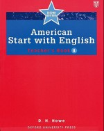 American Start with English 4: Teacher's Book - D.H. Howe