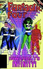Fantastic Four Visionaries: John Byrne, Vol. 6 - John Byrne, Jim Shooter, Mike Carlin, Ron Wilson, Al Milgrom