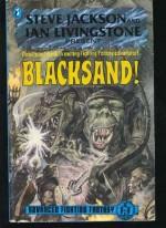 Blacksand! (Advanced Fighting Fantasy) - Marc Gascoigne, Pete Tamlyn