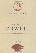 Animal Farm & 1984 - George Orwell, Christopher Hitchens