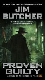 Proven Guilty - Jim Butcher