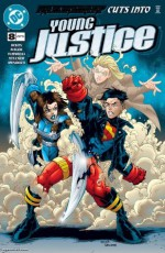 Young Justice (1998-2003) #8 - Chuck Dixon, Todd Nauck, Coy Turnbull