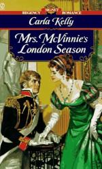 Mrs. McVinnie's London Season - Carla Kelly