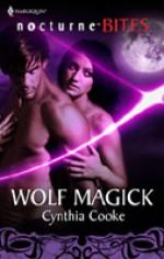 Wolf Magick - Cynthia Cooke