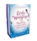 Emily Windsnap: Four Sparkling Underwater Adventures - Liz Kessler